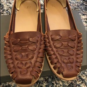 Nisolo Huaraches- Brown size 7.5